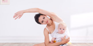 Yoga Poses To Lose Weight after Pregnancy
