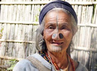 Apatani Tribe Of Arunachal Pradesh