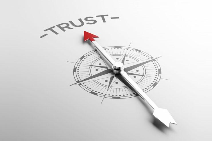 Have faith and trust