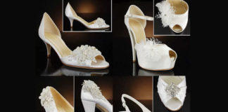 Fancy Sandals for wedding