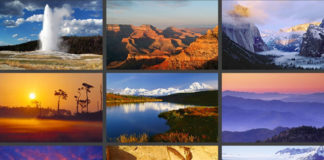 national parks in USA