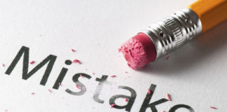 common blog writing mistakes