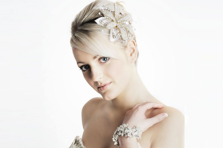 Hair Accessories For Brides With Short Hair Bridal Jewelry