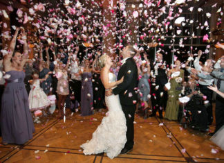 wedding planning time-line
