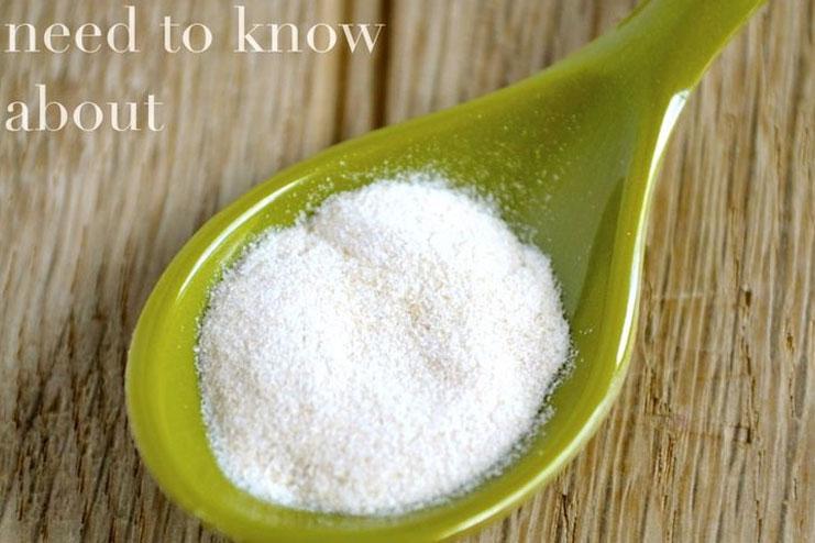 Nutrition in agar agar