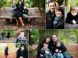 great photos of family and kids