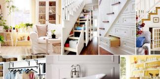 DIY home organization