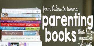 best baby parenting books