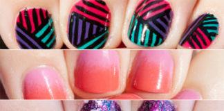 short nail art designs