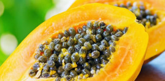 Health benefits of papaya seeds