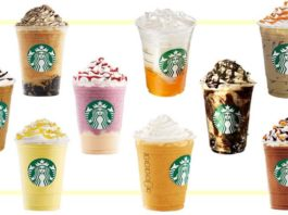 best starbucks drinks