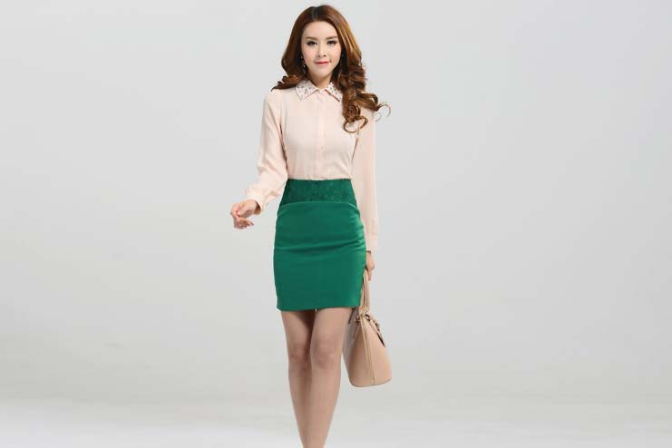 How to wear pencil skirt outfits