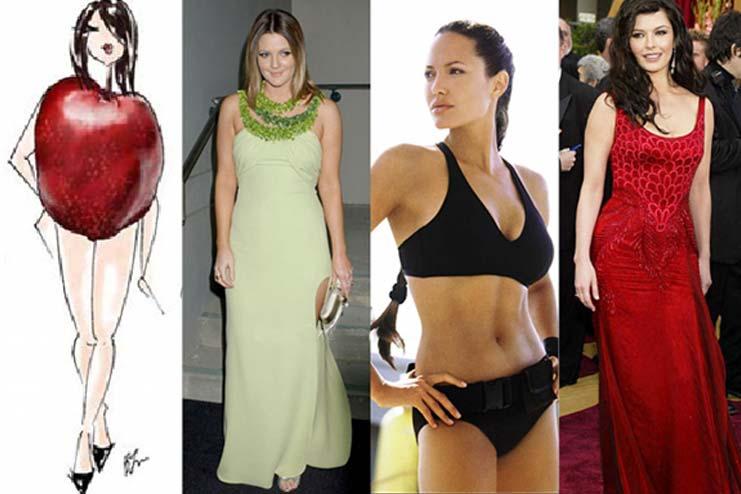 Health hazards of having apple body shape