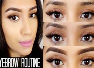 Best eyerbrow shapes