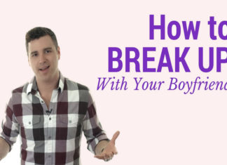 How to break up with your partner