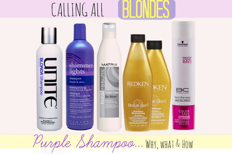 Know Some Of The Best Purple Shampoos For Blonde Hair