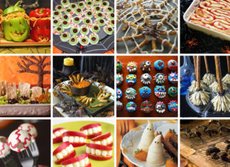 Creepy Halloween Food Ideas