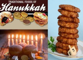 Hanukkah Foods