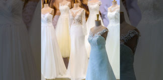 Top wedding dress stores