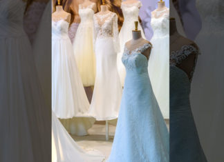 Top wedding dress stores