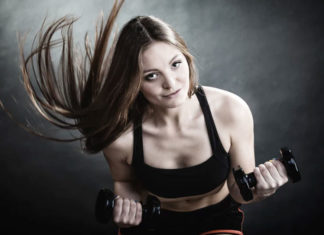 hair mistakes at gym