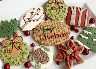 Traditional Christmas Cookie
