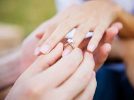 Ways to keep Engagement ring sparkling