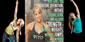 PIYO workouts