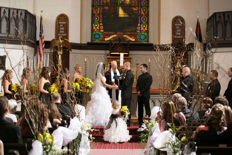 Baptist wedding vows