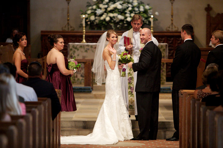 Episcopal wedding vows