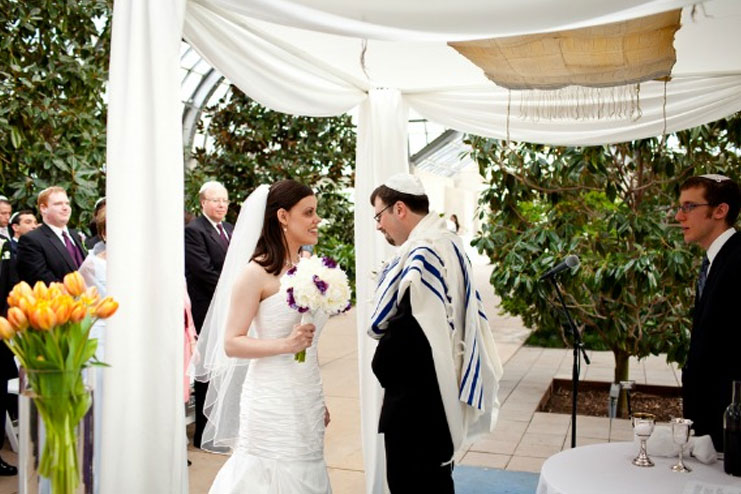 Jewish wedding vow