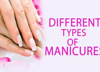 Type of manicure