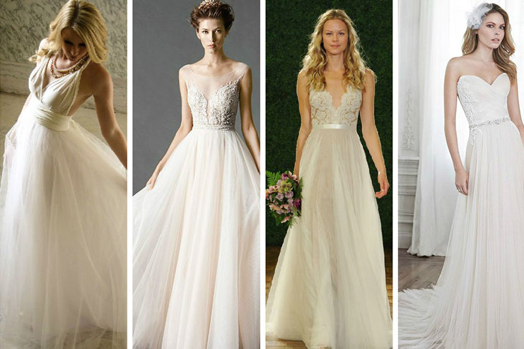 Top 10 wedding dress overlays to add glamour