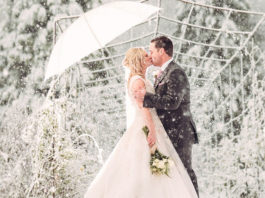 Winter destination wedding ideas