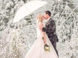 Winter destination wedding ideas
