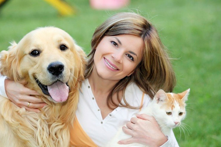 Most important health benefit of pet