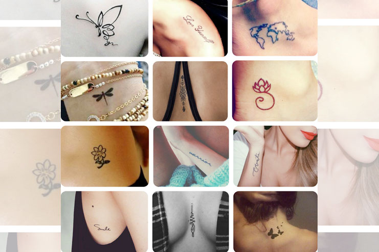 Top Most Small Tattoo Designs For Womens