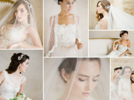 veils for brides