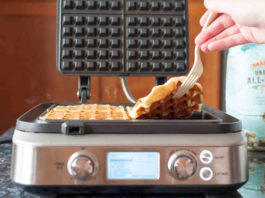 Recipes you can make in your waffle iron