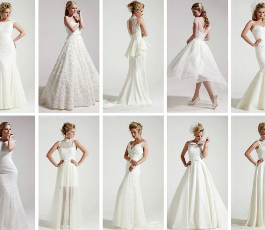 Famous wedding dresses designers