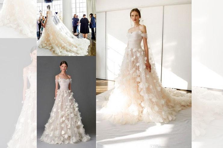 Famous wedding dresses designers you should know about marchesa junglespirit Images
