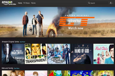 Top 10 TV Shows On Amazon Prime Videos
