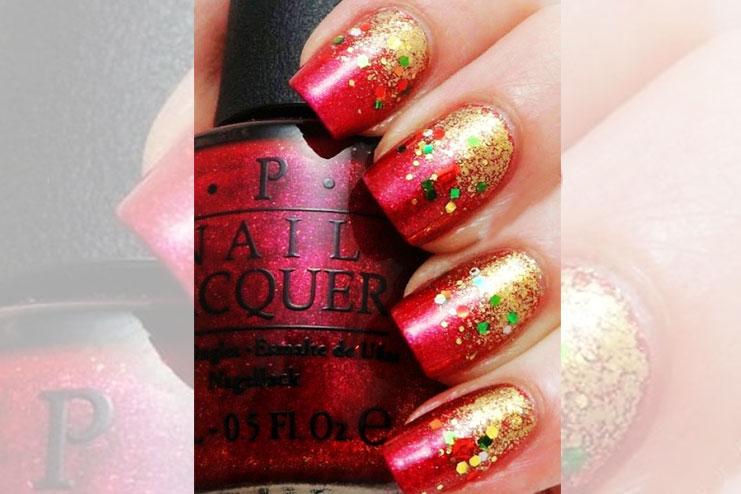 Glitter Dipped
