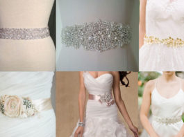 Ultimate wedding belts and stashes