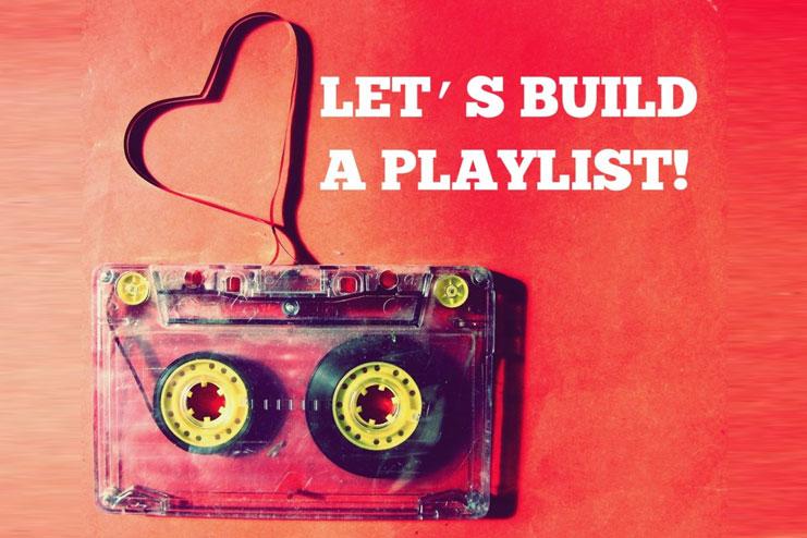 Make a playlist