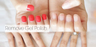 How to Remove Gel Manicure