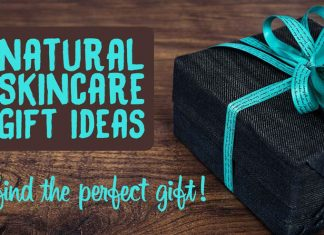natural beauty gifts