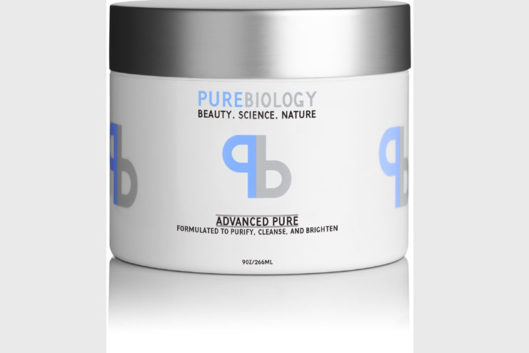 Pure Biology anti-aging night cream