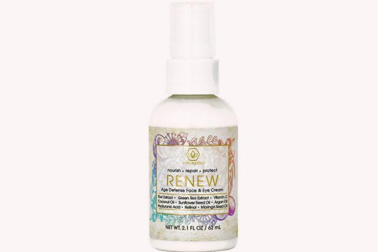 Renew anti-aging face and eye moisturizing cream