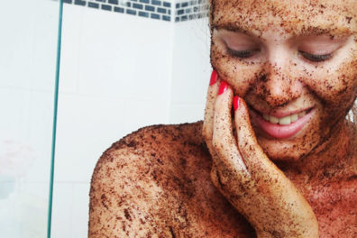 DIY Coffee Scrub For A Radiant And Nourished Skin